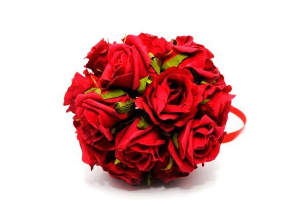 Bukiet ślubny rose alert ptaszarnia