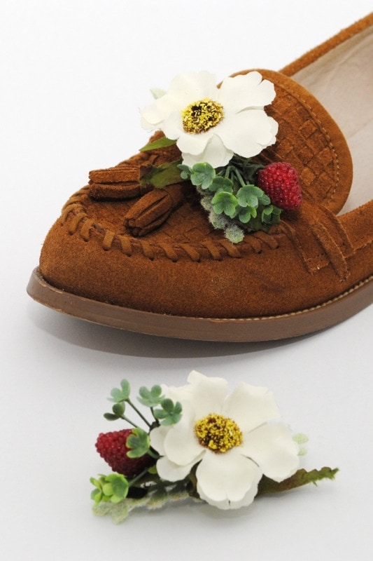 Spinki do butów hippie Ptaszarnia