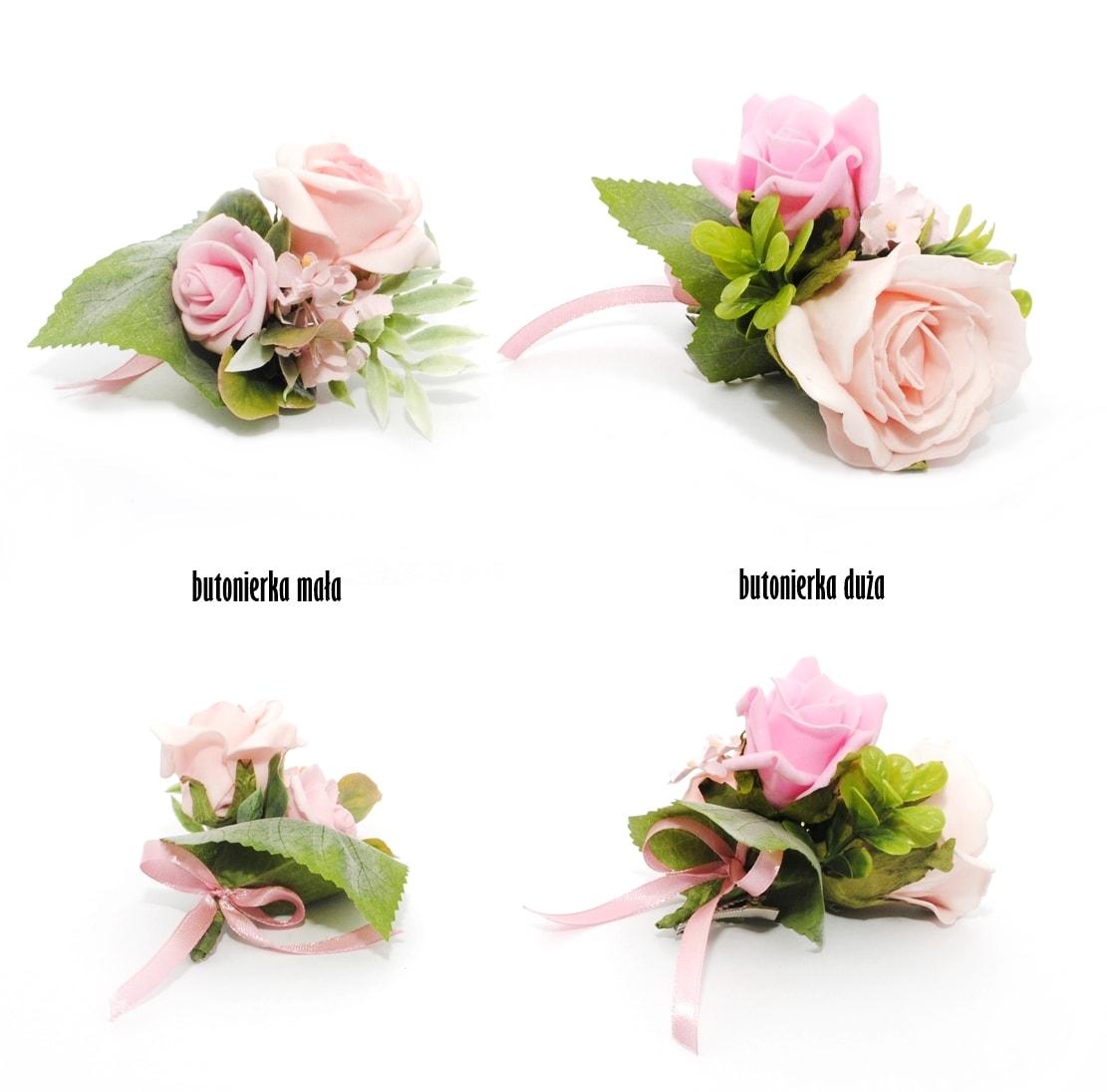 Butonieka melodyka różowa