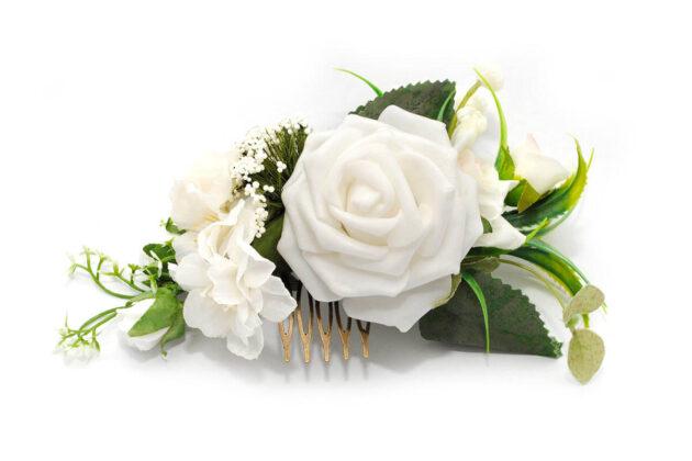 Grzebyk biała wiosna Ptaszarnia