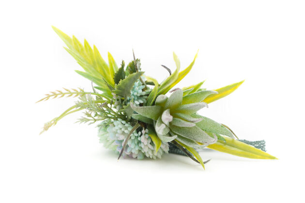 Butonierka Kwiat Pustyni Pan Młody Ptaszarnia