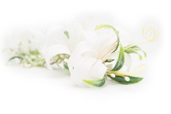 Półwianek z liliami Ptaszarnia