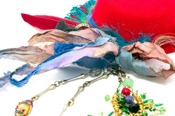 Fascynator Jackie Sparrow Ptaszarnia