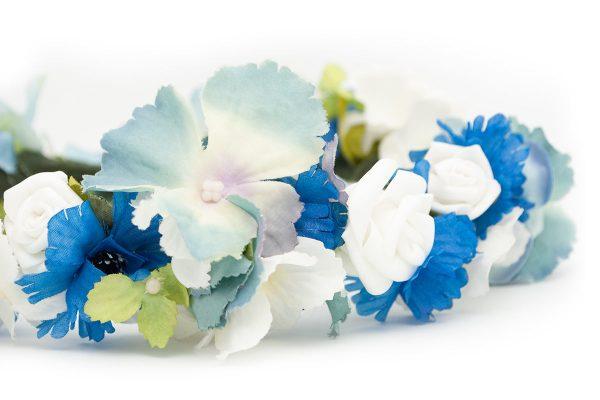 wianek błękitna nuta Ptaszarnia