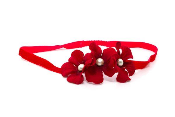 Podwiązka Red Pearl Ptaszarnia